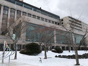乃の風リゾート雪景色