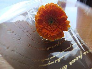 お誕生日お花